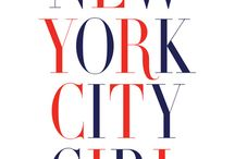 I ❤ NYC / My city ...