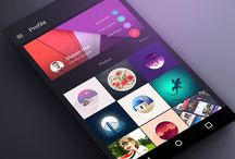 Social Network UI | 社交類 UI