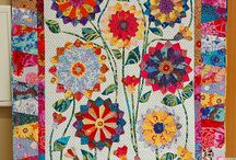 Patchwork and Quilting / by alhambra Aria