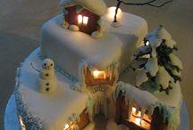 christmass cake