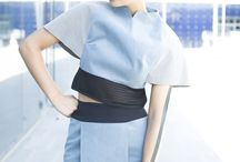 """Shanghainese Bund"" / Fashion Designer - Marzia Giselle Sapienza Photographer - Lucrezia Zema Model - Stefania by Castdiva Models Management MUA & Hair - Giacomo Puglisi"