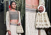 Indian Fashion / Featuring the runway designs of leading Indian designers. Street Style, Pret, Couture and Ready-To-Wear collection.
