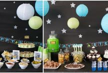 Miscellaneous Party Themes / by HolleyV of Lavender Lime Designs