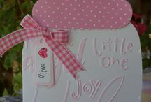 baby cards / by Sandra Guinaugh