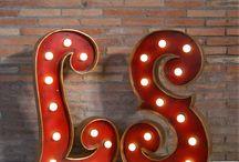 Con qué letrita? / Cualquier cosa que tenga que ver con letras: decoración, fuentes, ... Cualquier cosa