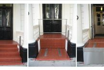 Home Lifts / Changing levels within a home is critically important for homes with stairs and with more than one storey. In these cases stairlifts or home elevators are often a necessity of life. Normal stairlifts have the disadvantage of being a permanent and visible addition to a staircase, while traditional home elevators are bulky and impractical for most homes.