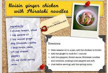 Fast diet recipes