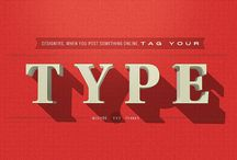 Typography / by David Zamdmer