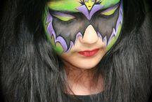 Facepainting - Halloween