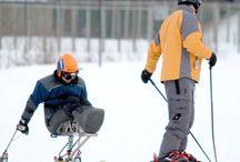 The Calabogie Adaptive Ski Program
