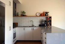 Kitchens: Open Shelving