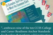 Teaching Resources: Common Core Support