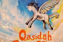 'Qasidah Berjanji' a Novel. Hari Suhariyadi & Salma Abdillah