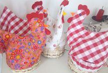 Decoratiuni handmade Pasti