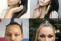 Maquillaje increible
