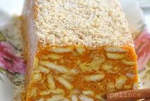 havuçlu mozaik kek