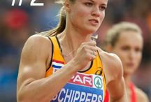 role model Dafne schippers
