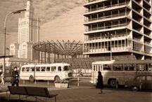 Sovietic Architecture Warszawa