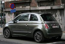 Cool New Fiat 500