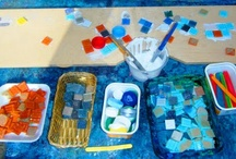 Ceramic Tile Art Ideas