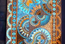 quilt new york beauty / patchwork , quilt,