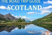 Road trip UK