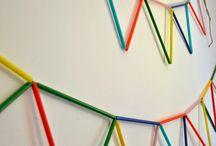 Party decoration / by PJ Wallis