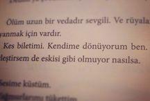 Kahraman Tazeoğlu / Kahraman Tazeoğlu şiirleri