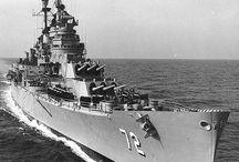 WW II - USN / by Jerry Humphrey