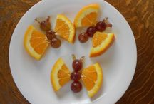 Kid Food / Ideas that are fun for the kids / by Deanna Munson