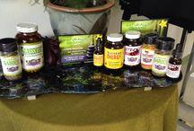 Vitamins and Herbs / Organic Non-GMO Vitamins and Herbs