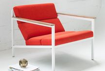 Red Modern & Contemporary Furniture
