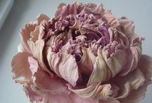 цветы из кожи 2