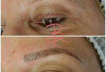 Micropigmentação / Dermopigmentação - maquiagem corretiva - Micropigmentação!