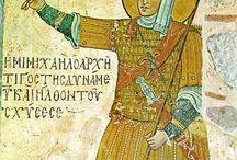 Iconographie: armée byzantine