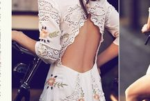 Lindo mexican vestido