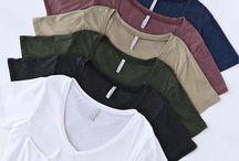 Estilo blusas / Desejos de compras