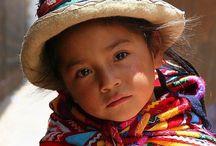 Wonderful people in Peru
