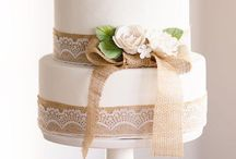 rustic country cake