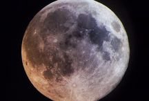 Eurospace La Luna / The moon - our only natural satellite