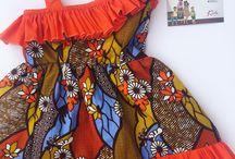African Print Girls