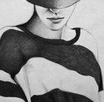 EVanilla : Fashion Illustrations