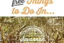 travel: Savannah, Georgia