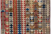 quilts: vintage