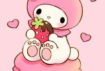 My Melody ( Sanrio )