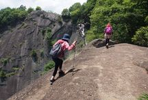 岩殿山 (富士山)登山 / 岩殿山の絶景ポイント 富士山登山ルートガイド。JMount Fuji climbing route guide