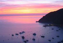 Good-morning and Good-night on Catalina!
