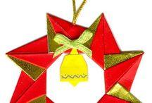 크리스마스 종이접기