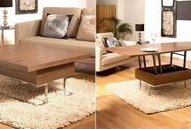 Coffee tables that transform into a dining table, bed, desk and more