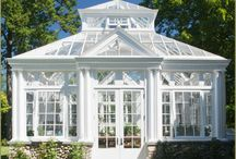 Conservatory greenhouse
